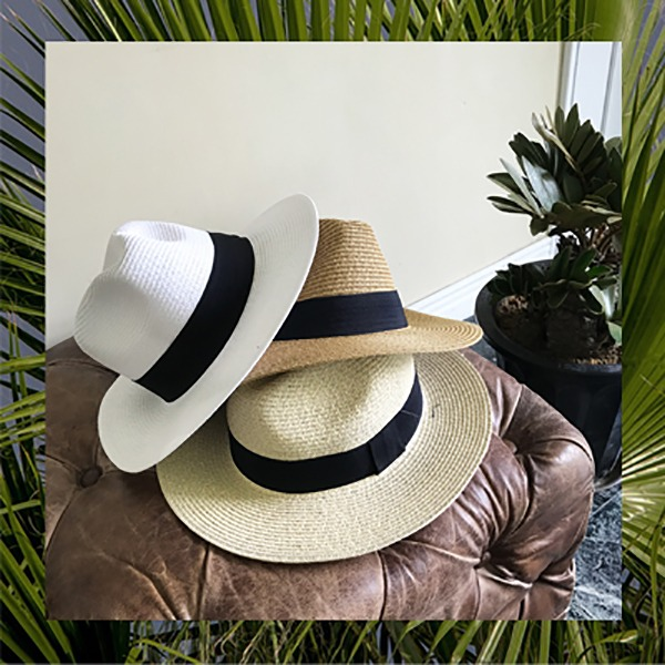 tie Vacance hat (3color) #271