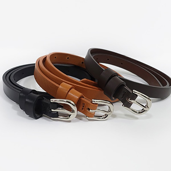 Slim Layered Belt #338
