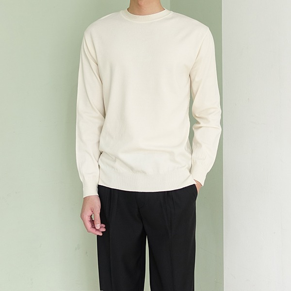 Man autumn knit #580